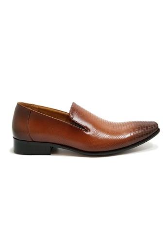 Kings Collection brown Kingston Classic Loafer KI358SH0GE8ESG_1