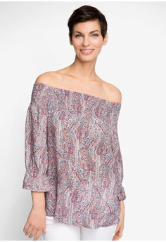 Woven Printed Blouse