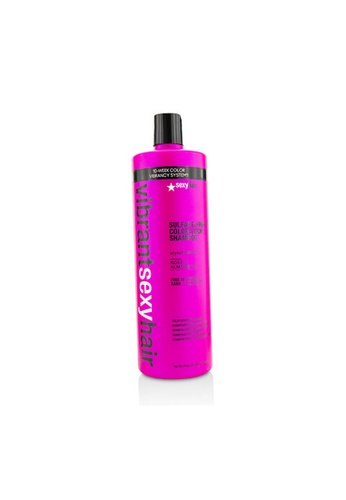Sexy Hair Concepts SEXY HAIR CONCEPTS - Vibrant Sexy Hair Color Lock Color Conserve Shampoo 1000ml/33.8oz 60DD1BED4D9BDAGS_1