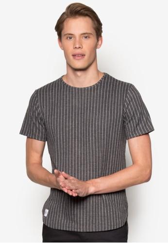 條紋T 恤, 韓系時尚, 梳esprit台灣網頁妝