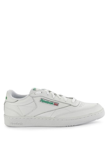 Reebok white Club C 85 AFDC3SHE9EA453GS_1