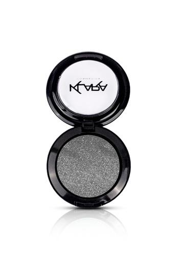 KLARA COSMETICS silver Diamond Eyeshadow #1 - Irisdescent Silver 4A076BEA0F413FGS_1