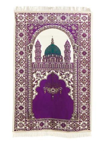 SHALIMAR purple Shalimar Sejadah Arabia Turkey Style SH713AA56ARZID_1