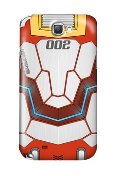 Mecha JD002 Glossy Hard Case for Samsung Galaxy Note 2