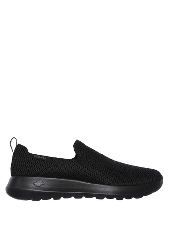 Skechers black Go Walk Max Slip-Ons 32137SH0CF30D6GS_1