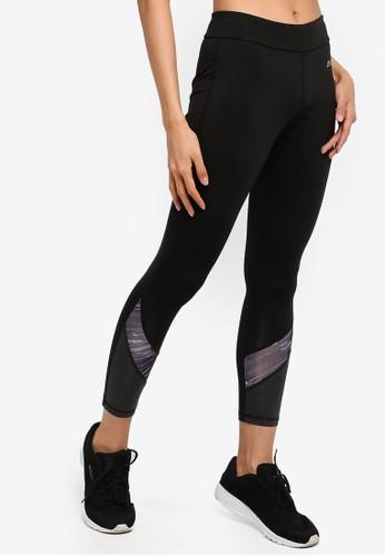 AVIVA black Long Pants 32160AA599E02AGS_1