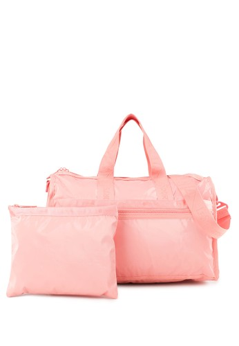 LeSportsac pink Medium Weekender 699EAAC78905E8GS_1