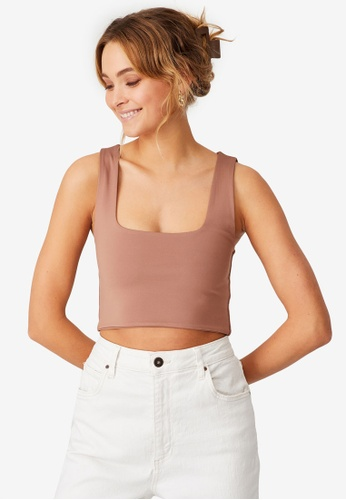 Cotton On multi Day To Night Square Neck Tank Top C3D88AA76A3AAFGS_1