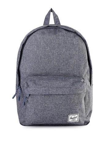 Herschel blue Classic Backpack 9E114ACEBEE7BEGS_1