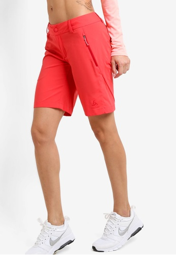 Odlo red Spoor Shorts OD608AA36KAHMY_1