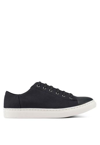 North Star black Mix Materials Sneakers 02C2ESHD6D2787GS_1