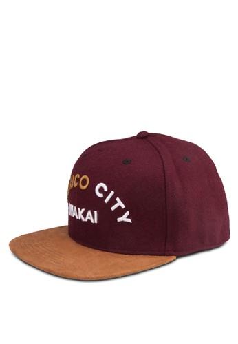 墨西哥刺繡鴨舌帽, 飾esprit官網品配件, 鴨舌帽