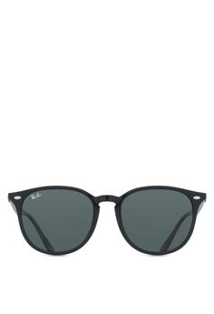 4b14d3a596e Ray-Ban black RB4259F Sunglasses RA896GL11UUIMY 1