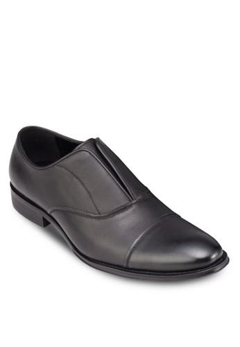 簡約仿皮牛津鞋, 鞋, zalora 心得皮鞋