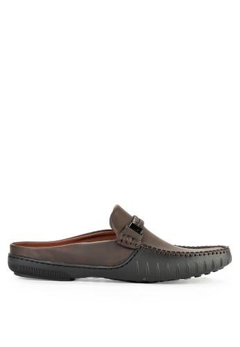 Rocklander brown Rocklander Shoes RO753SH0UU8QID_1