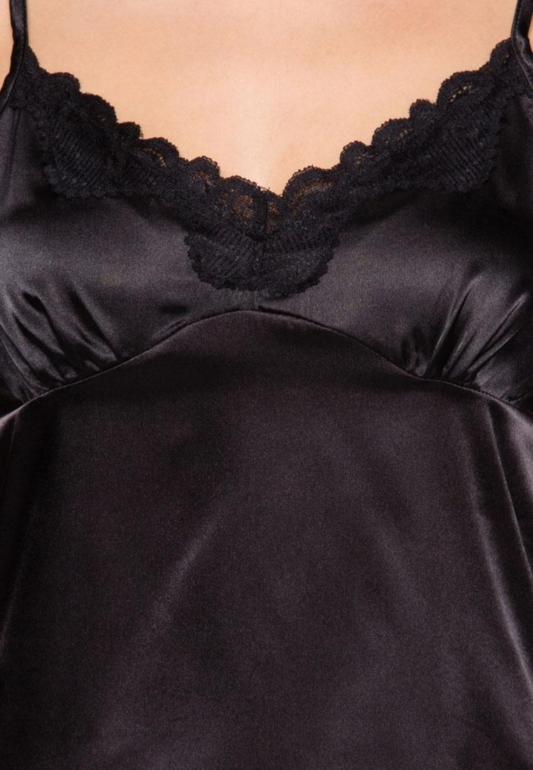 Impression Satin Camisole Set Satin Black Camisole Set Impression Impression Black Camisole Satin Set Impression Black xAAZ4dBw