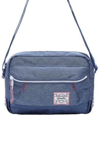 Caterpillar Bags & Travel Gear blue Essential Original Shoulder Bag CA540AC85ISSHK_1