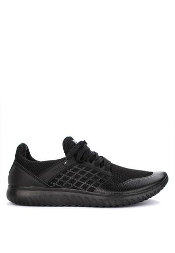 Fila black Designate Running Shoes 9D0F1SH07ED6D4GS_1