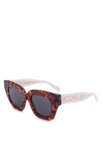 Sonix multi Tokyo Dream Sunglasses   3CC03GL4438F5BGS_1