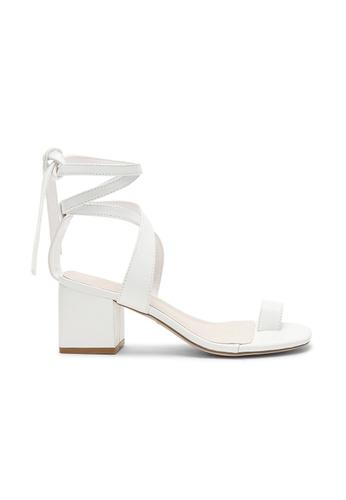 Raye white Kepner Sandal 72B47SHE723480GS_1