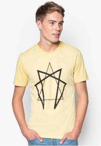 印花短袖TEE, 服esprit outlet 台中飾, T恤
