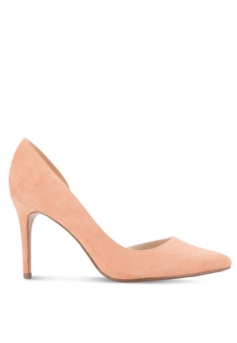 Mango pink Stiletto Heels MA193SH58BWVMY_1