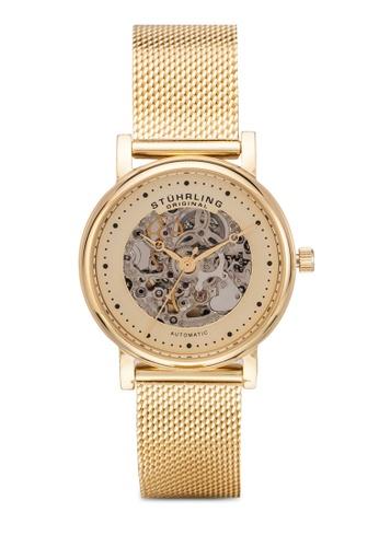 Stuhrling Original gold Stuhrling Original Casatorra 832L Watch ST251AC25MZUMY_1