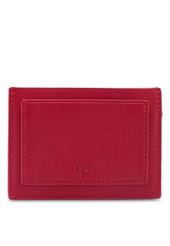 Pop & Suki red Card Case 92B82ACB454D08GS_1