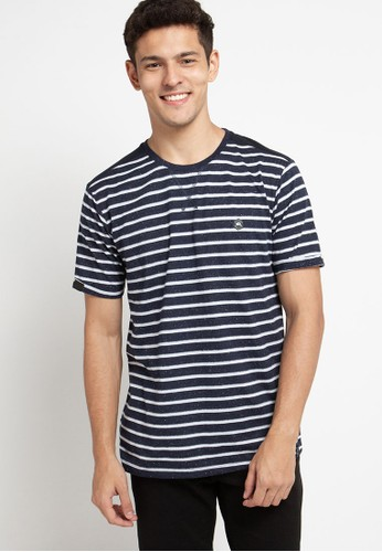 X8 navy Benjamin T-Shirts EE87EAA73D2950GS_1