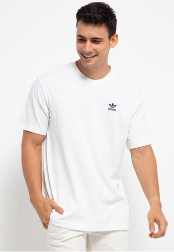 ADIDAS white back and front trefoil boxy tee 89F71AA9D8AD89GS_1