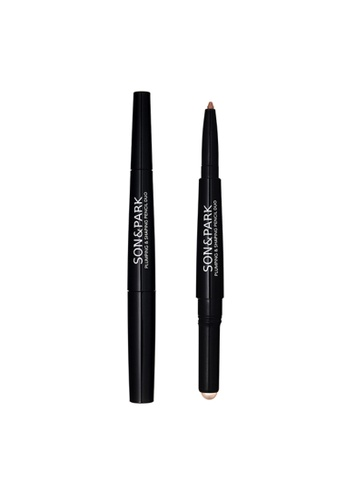 SON&PARK black SON&PARK Plumping & Shaping Pencil Duo SO466BE16DRVMY_1