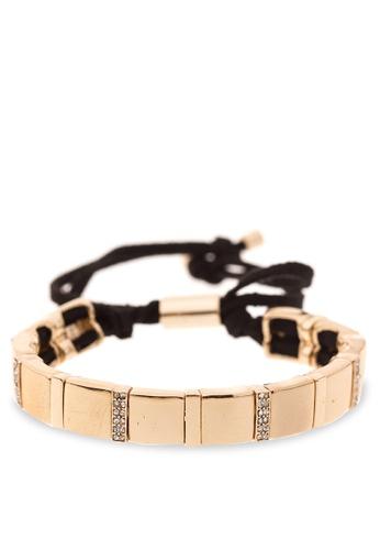Kimberley gold Golden String Bracelet KI026AC22JBTPH_1