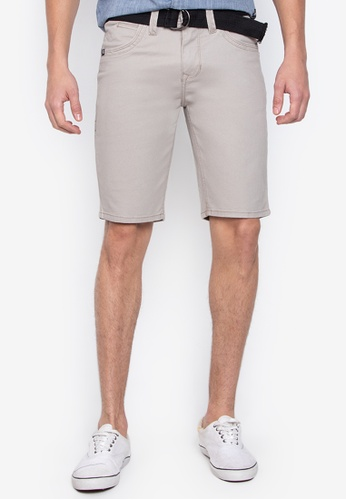 ee8e8c583e2 Shop BNY Solid Tone Shorts Online on ZALORA Philippines