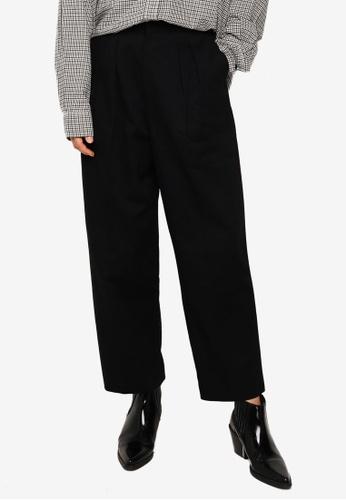 niko and ... black Casual Pants 9EFFFAAD2856B1GS_1