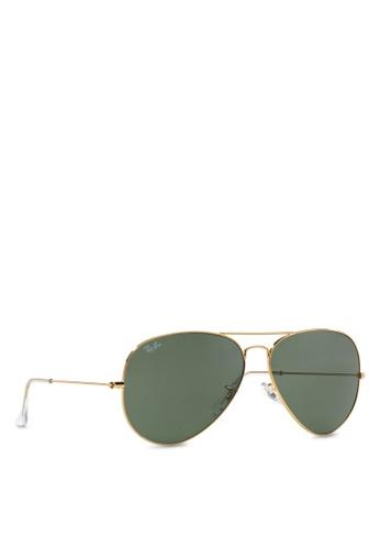 773fbb0810289 Shop Ray-Ban Aviator Large Metal II RB3026 Sunglasses Online on ZALORA  Philippines