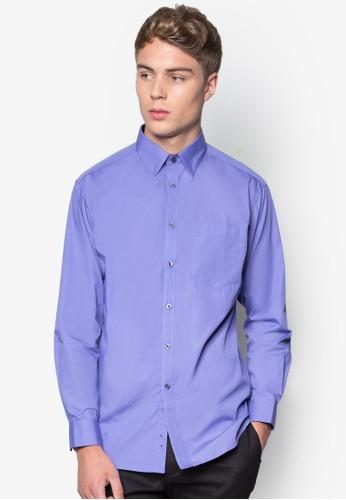 素色長袖襯衫, 服飾, esprit hk store服飾