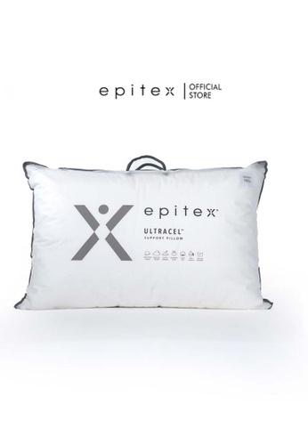 Epitex white Epitex Ultracel Pillow - Hotel Pillow - Luxury Pillow (1300g) DD11BHL8CC1DE5GS_1