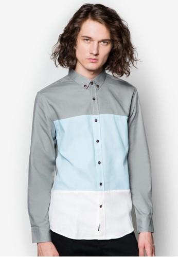 配esprit 錶色長袖襯衫, 服飾, 服飾