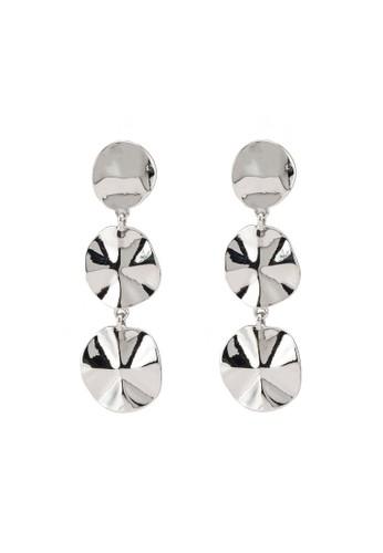 Vero Moda silver Mimi Earrings 02A7DAC261798EGS_1