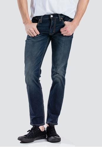 ce987d53931 Levi s blue Levi s 511™ Slim Fit Performance Cool Jeans D2456AAB6F1BE3GS 1
