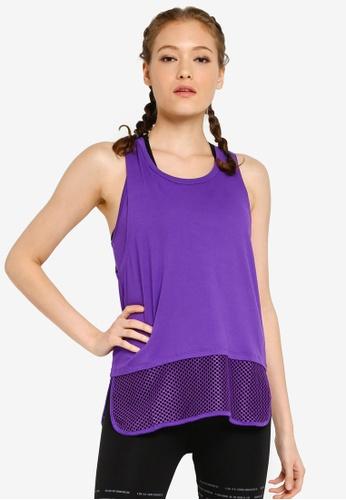 LC Waikiki 紫色 質感背心 CE4AEAA82DED99GS_1
