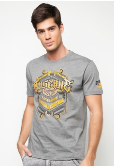 Regular Fit Roundneck T-shirt