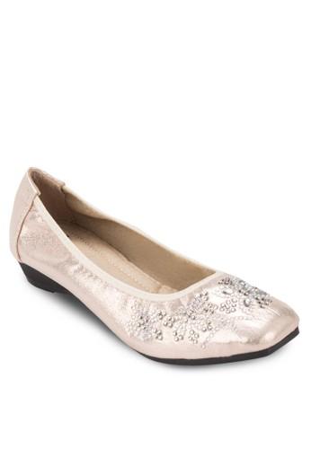 閃飾娃娃鞋, esprit 童裝女鞋, 鞋
