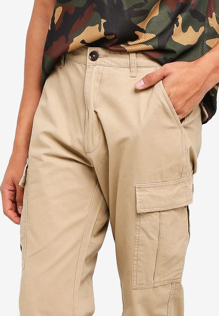 SPARROW Denzel GREEN Climber's Khaki Pants nwZn6qARz