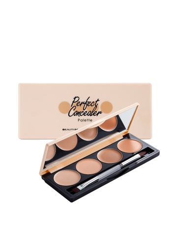 8c6e41689bc1 Buy BEAUTYMAKER Perfect Concealer Palette Online on ZALORA Singapore
