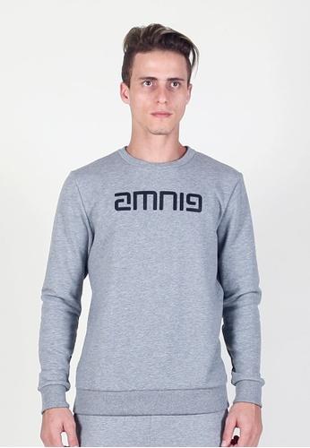 AMNIG grey Energy Sweashirt 2B829AA3021080GS_1