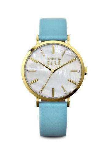 ELLE gold Fashion Ladies Watch EL900AC0RJXVMY_1
