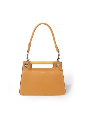 Esfolar 黃色 Esfolar Shoulder Bag (EA190006) C9DE9AC66FFB4BGS_1