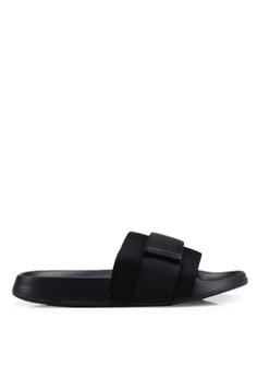 920ef0182d7b Rubi black Wild Slide Sandals EB12BSHE955C56GS 1