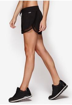 Luxury Active Run Shorts